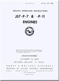 Aircraft Jet engines Manual