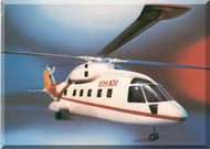 NHI EH101 Helicopter Technical Brochure Manual