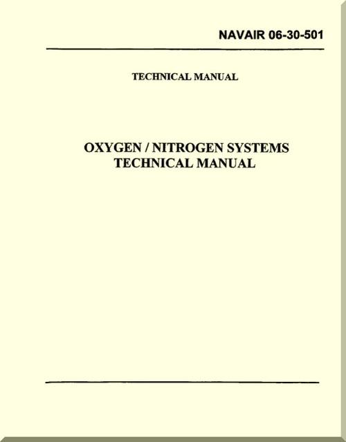 technical manual oxygen nitrogen systems navair 06 30 501 rh aircraft reports com navair technical manual 00-25-8 NAVAIR Scott Williams