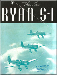 Ryan ST  Aircraft Airplanes Technical  Manual