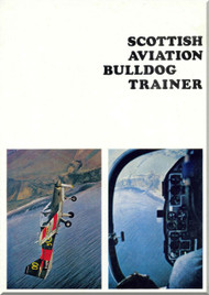 BAe / Beagle / Scottish Aviation Bulldog  Trainer  Aircraft Technical Brochure   Manual -