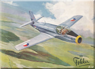 Fokker S-14  Aircraft  Technical Brochure  Manual -  ( English Language )