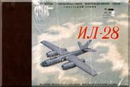 Illushin Il-38   Aircraft Technical Manual - ( Russian  Language ) - 1951