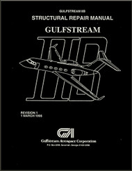Gulfstream II B  Aircraft Structural Repair  Manual