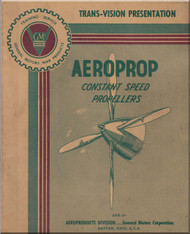 Aeroproducts  Constant Speed  Propeller Manual - 1943