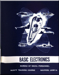 Basic Electricity  NAVY Training Courses Manual  - 1962 -  NAVPERS 10087-A