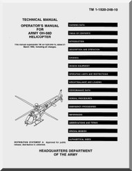 Boeing B-52 H Aircrew Weapon Delivery Manual ( NonNuclear