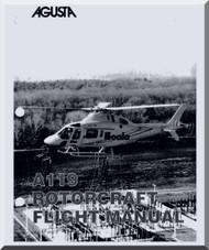 Agusta A-119 K   Flight  Manual  ( English Language  )