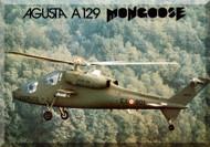 Agusta A 129 Mangusta Technical Brochure  Manual  ( English Language ) -1987