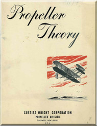 Curtiss Wright Propeller Theory  Manual 1945