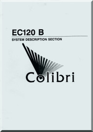 Eurocopter EC 120 B  Helicopter System Description  Manual  ( English Language )