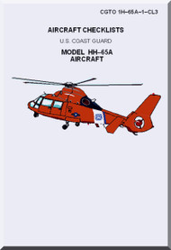 Eurocopter HH-65AHelicopter Checklist Manual (English Language ) CGTO 1H-65A-1-CL3