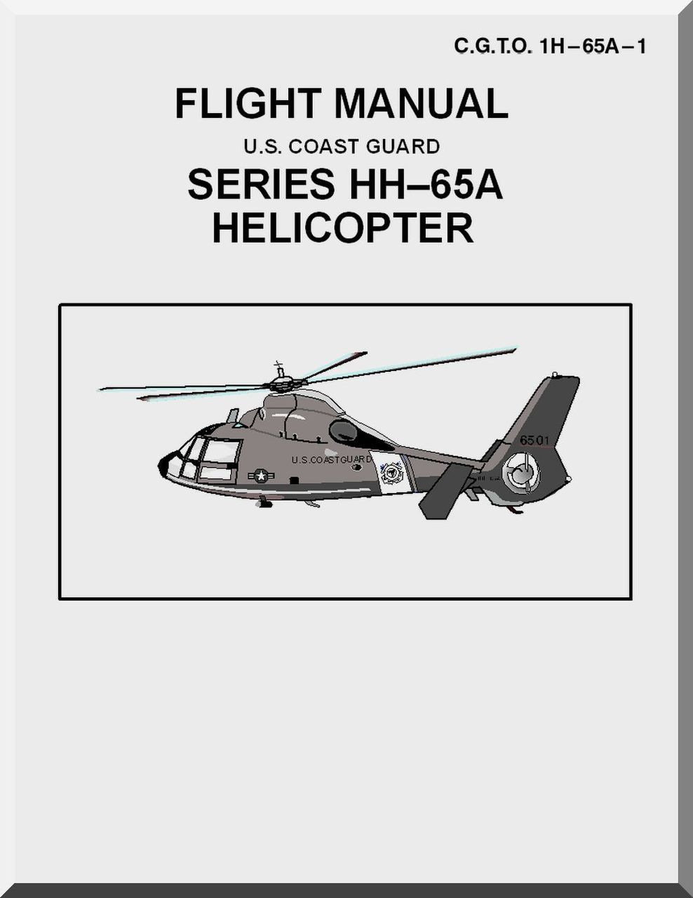 Eurocopter HH-65A Helicopter Flight Manual ( English