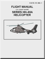 Eurocopter HH-65A  Helicopter Flight Manual ( English Language ) CGTO 1H-65A-1