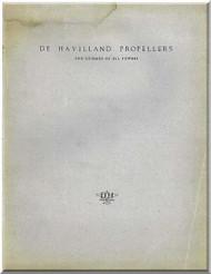 De Havilland Aircraft Propellers Technical Manual