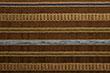 KENTE CLOTH STRIPE-COLA NUT 10866