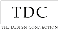 the design connection logo