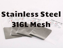 Stainless Steel 316L Mesh  #500