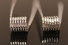 Pre made tiger coils (10 pack)
