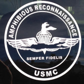Amphib Recon Vinyl Decal