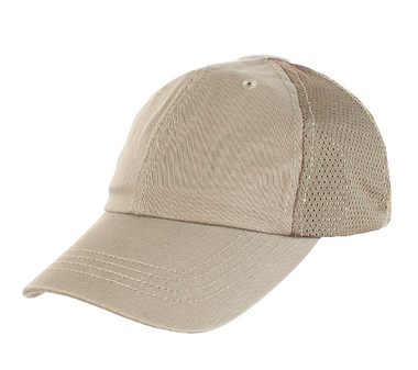 Condor Tactical Team Mesh hat in tan