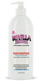 Wasilla Smooth Exhilirating Warming Moisturizer 18oz