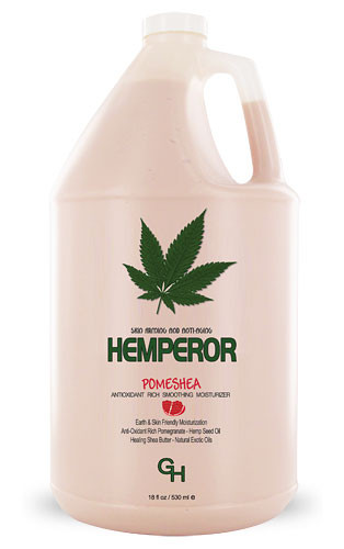 Hemperor PomeShea Moisturizer Gallon