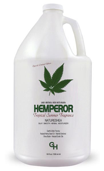 Hemperor NatureShea Tropical Summer Moisturizer Gallon