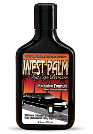 West Palm Big Ego 96x Bronzer Tanning Lotion 9oz