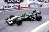 1:43 Kit.  Tyrrell 011 1983 Benetton 1st Place USA GP