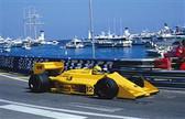 1:43 Kit.  Silverline Lotus Honda 99T GP Monaco 1987 winner Senna