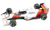 1:43 Kit.  1990 MP4/5B Honda Senna World