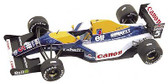 1:43 Kit.  1992 FW14B World Champion 1992