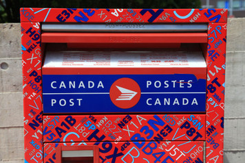 Canada Post Regular Shipping
