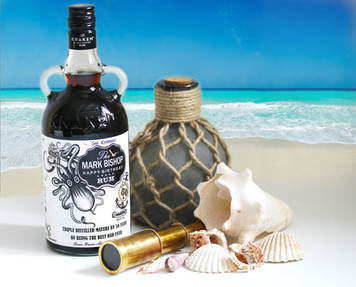 Personalized Kraken Rum Labels