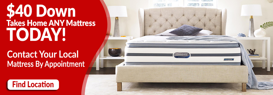 Mattress By Appointment Official Site Nationwide