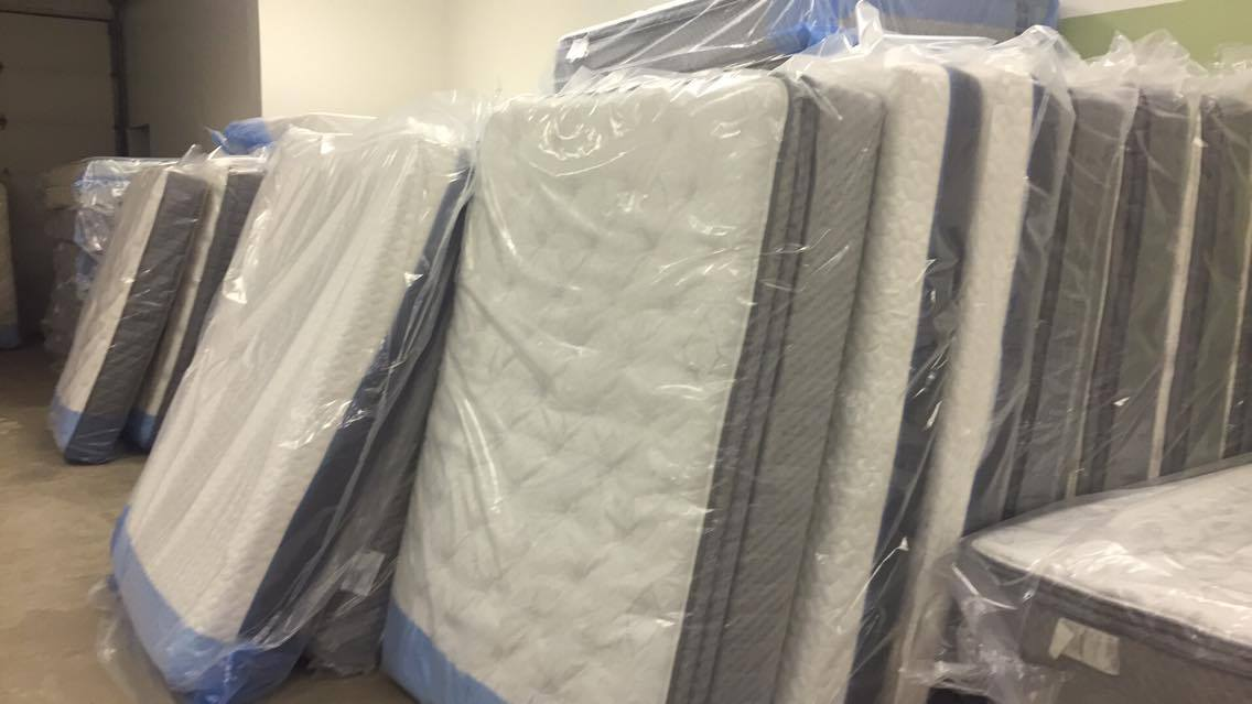 top mattress today and we love it and excellent quality mattresses definitely the best mattress guy around here with great deals thanks a lot derrick