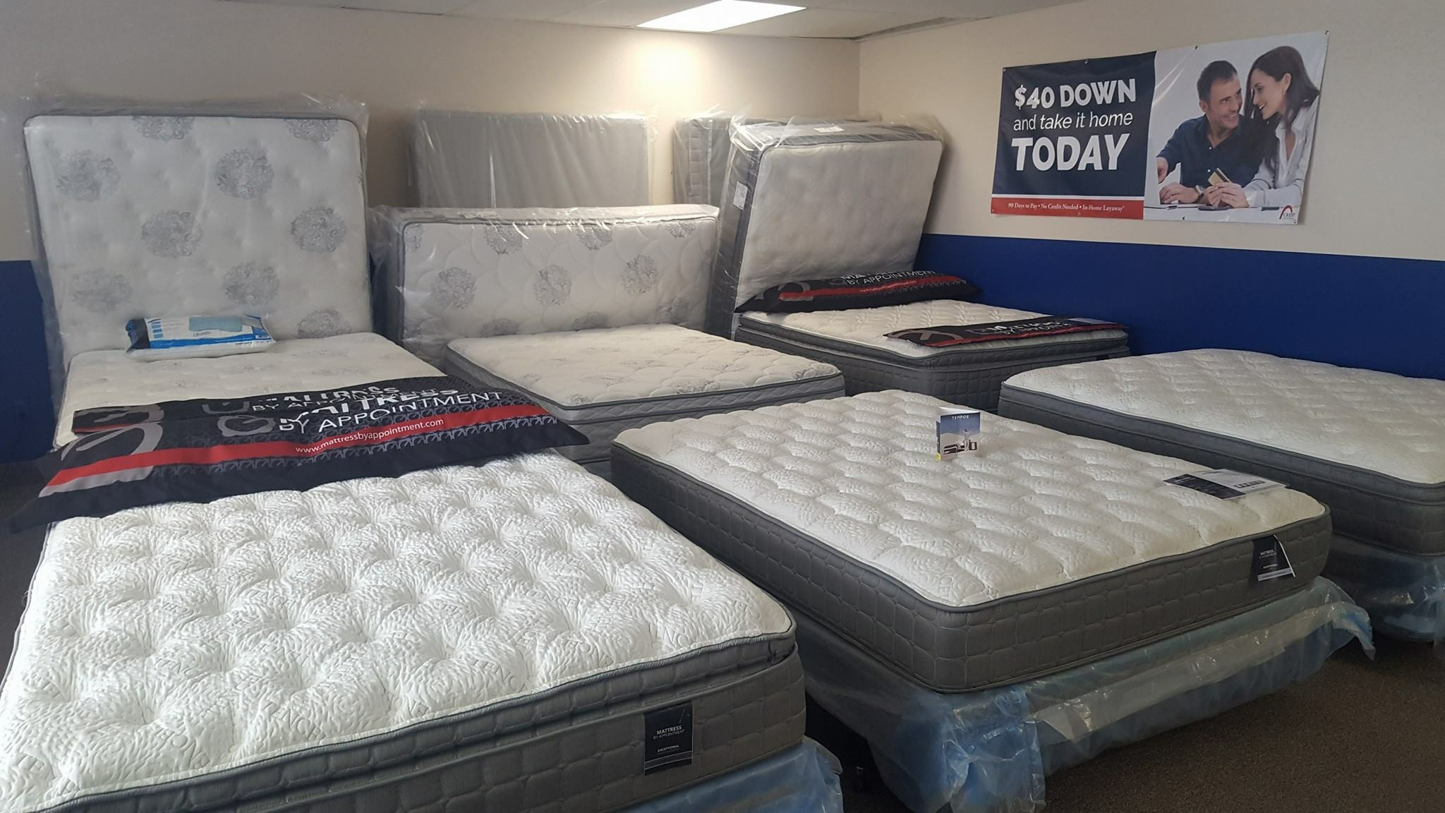 Its important to know that most mattress industry profits unfortunately are  publicly owned or foreign controlled, that is another reason why our  locally own ...