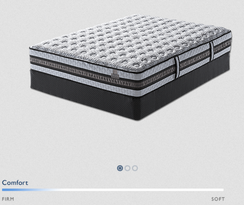 Serta iSeries Expressions Firm Mattress - Firmness Level