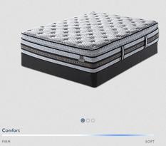 serta iseries merit super pillow top - Firmness Level