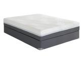 Cool Reflections 10 Gel Memory Foam Mattress 100% USA Made
