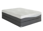 Cool Reflections 12 Gel Memory Foam Mattress