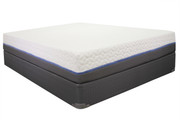 10 Gel Memory Foam Mattress