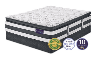 Mattress By Appointment's Serta iComfort Hybrid Expertise Super Pillow Top on sale.