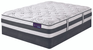 Serta iComfort Hybrid Applause II Plush Mattress.