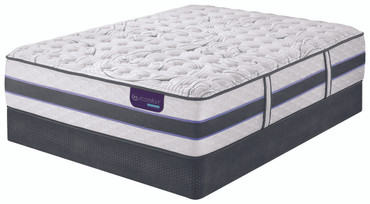 The amazing new  serta icomfort Hybrid HB300Q Mattress with SmartSupport