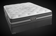 The all new Beautyrest Black Desiree Luxury Firm mattress on sale.