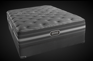BeautyRest Black Mariela Plush mattress available at your local mattress by appointment.