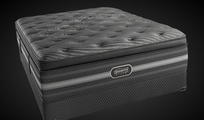 Simmons BeautyRest Black Natasha Luxury Firm Pillow Top Mattress available at Mattress By Appointment.