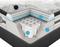 Get customer reviews on the BeautyRest Platinum Gabriella Plush Pillow Top mattress.